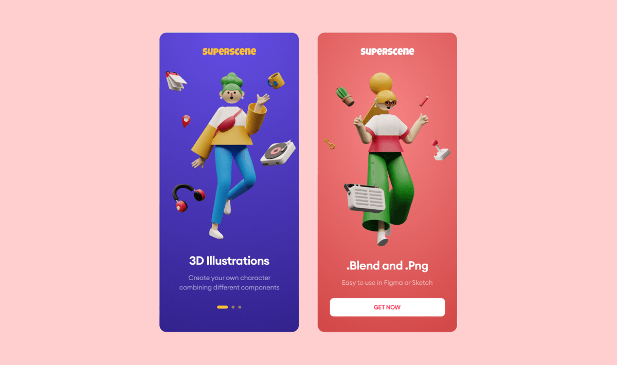 Hey guys, how's your day? Our team is still hunting our new Superscene on @ProductHunt. And if you missed this, here's the link for you. Take a look at Superscene:    https://www.producthunt.com/posts/superscene…  Spoiler: it is AWESOME!  #producthunt #illustration #3dillustrations #constructor pic.twitter.com/2W7UtXvLES