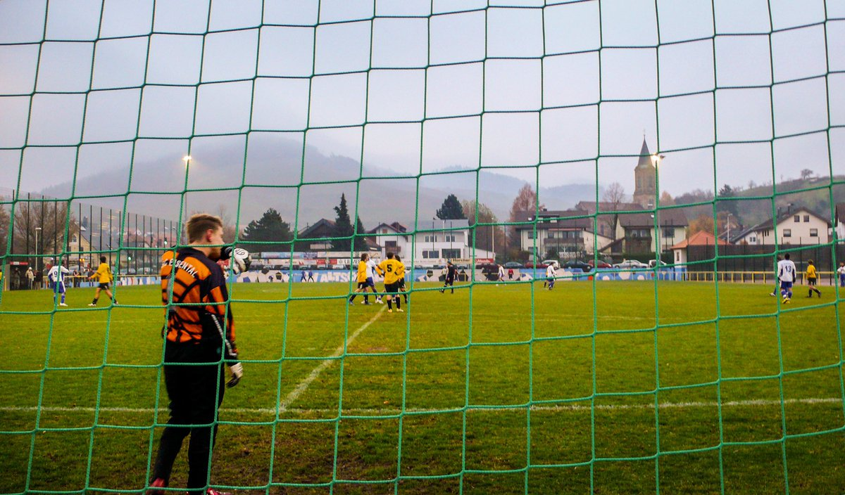 Lower league German football from the Black Forest. 17/11/2007 SV Altschweier 2-1 Borussia Dunno https://t.co/zynHQFB6aZ