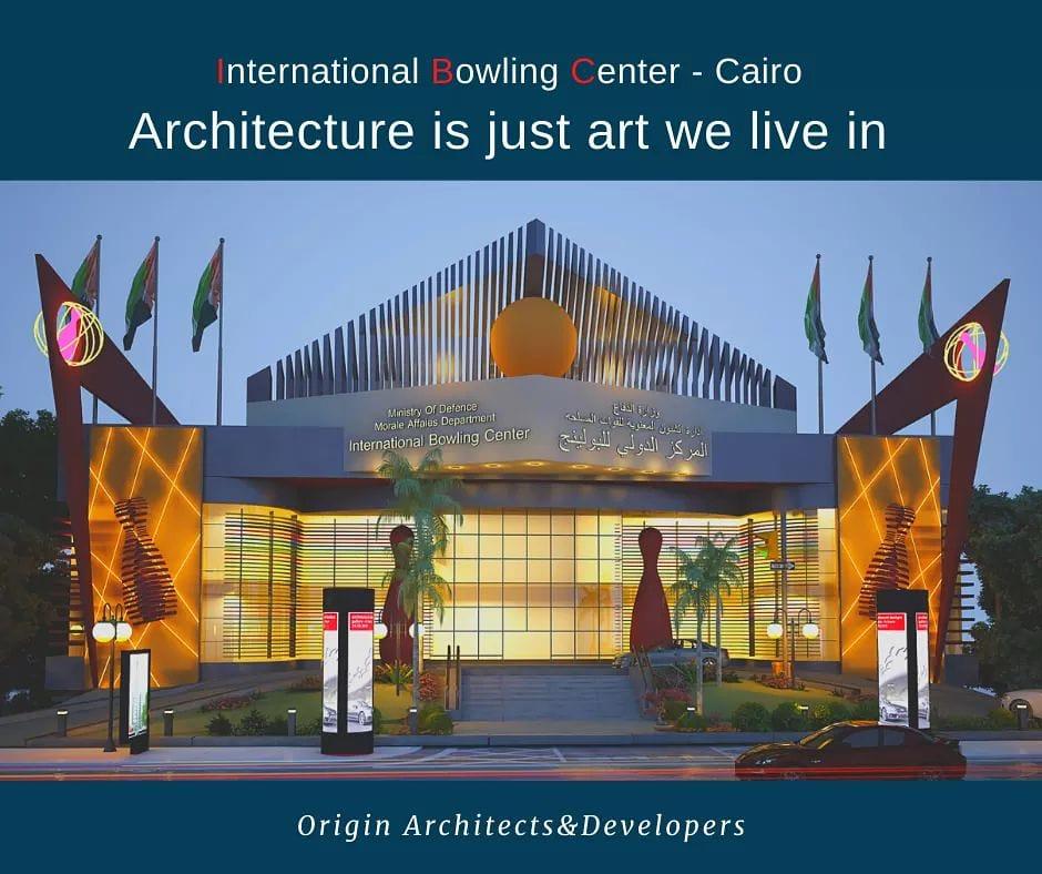 International Bowling Center - Cairo - Egypt                     #origindesigns2018 ORIGIN ARCHITECTS&DEVELOPERS contact us : 002-01010893858 originarchitects@yahoo.com  #architecturepicture #egyptarchitecture  #facade #render #sketchup #vray #ps #cairo #cairobuildings #originpic.twitter.com/bFzLgFcsWX