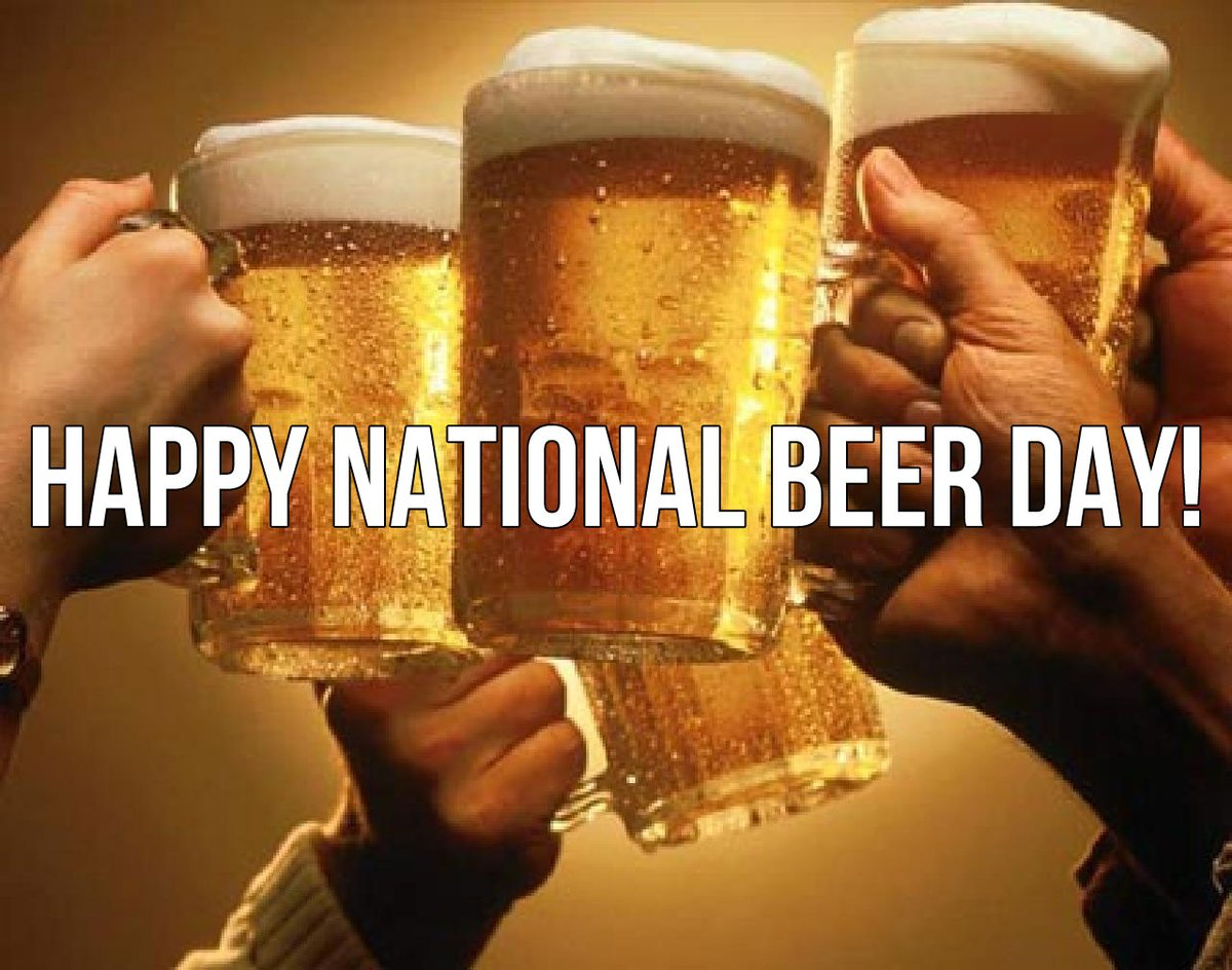 Cheers It S National Beer Day