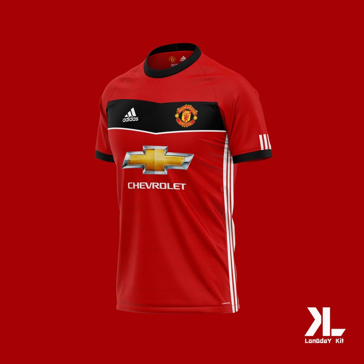Manchester United x Adidas x Kits Concepts  #MUFC #ManUtd #ManU #Reddevils #oldtrafford #adidasfootball  #PremierLeague #Manchester #ManchesterUnited   #kitconcept #footballkit  RT & Like Appreciated https://t.co/E2Q4sF4rwk