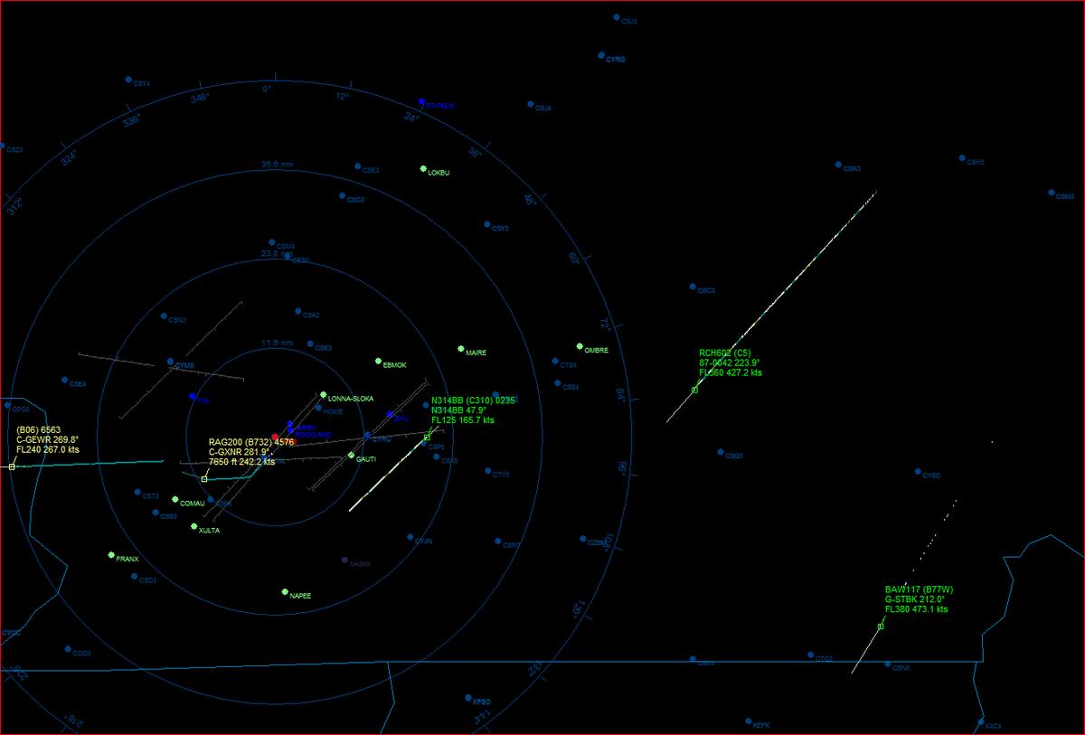 USAF C5M RCH602 SW Through #CZUL  #potn #avgeeks #adsb #adsbexchangepic.twitter.com/NJRW2JgjQk