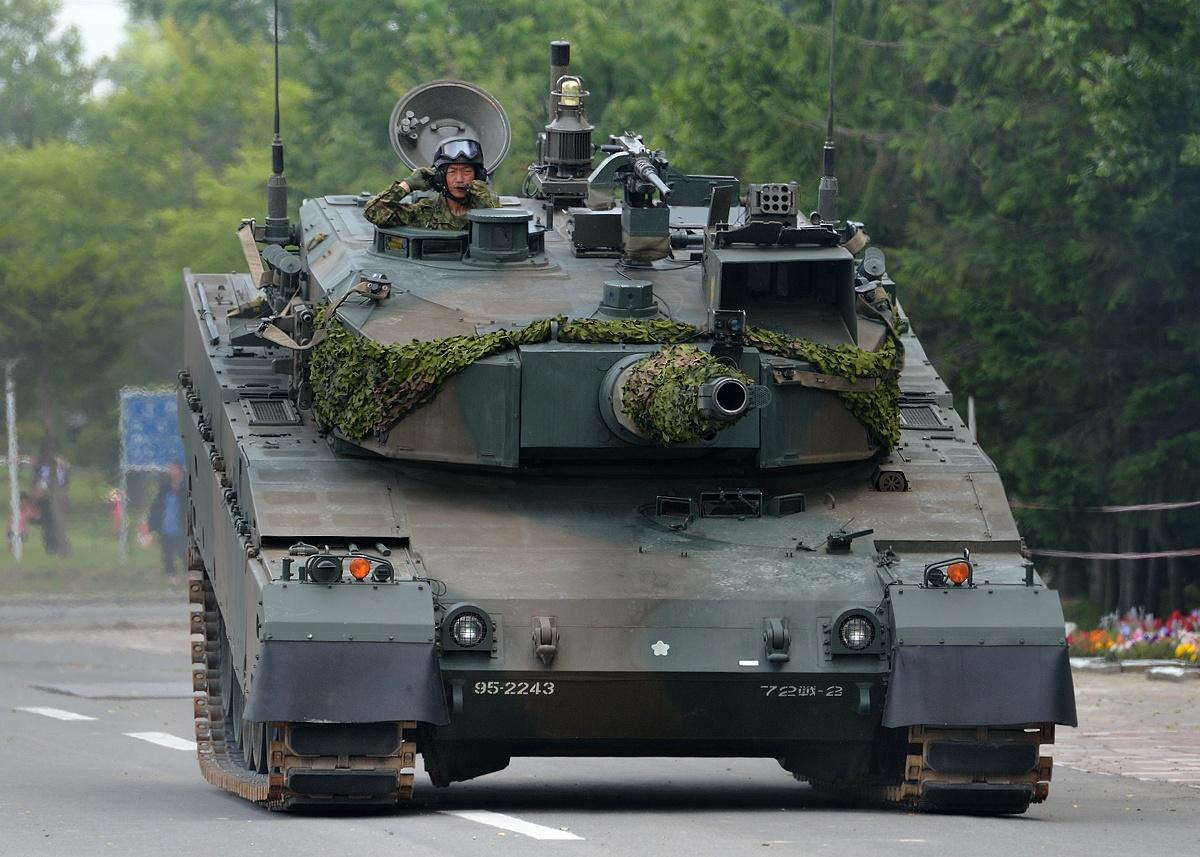 Stop! I heard a cough up ahead! [Type 90] #Japan #JSDF #Type #MBT #tankspic.twitter.com/aOI4KDcIfL