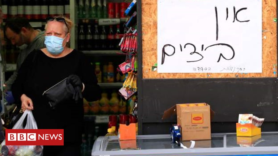 Replying to @BBCWorld: Israel to impose closure and curfew ahead of Jewish Passover holiday