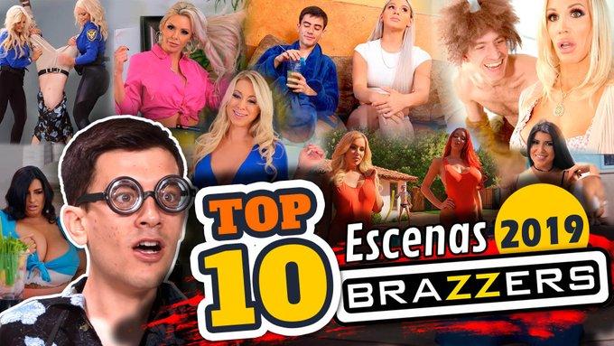 ❤ ¡¡NUEVO VÍDEO!! ❤  TOP 10 ESCENAS PARA LO MÁS TOP EN BRAZZERS DEL ÚLTIMO AÑO 🔝🔥⚡⚡🍆🍑🍐🍐💦  https://t.co/16z3UwgoLx