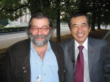 @takedasatetsu ピオデミリア/Pio d'Emilia(イタリア人、「赤い旅団」弁護士、現日本在住、ジャーナリスト