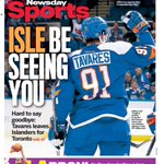 Image for the Tweet beginning: Isles back pages. You can