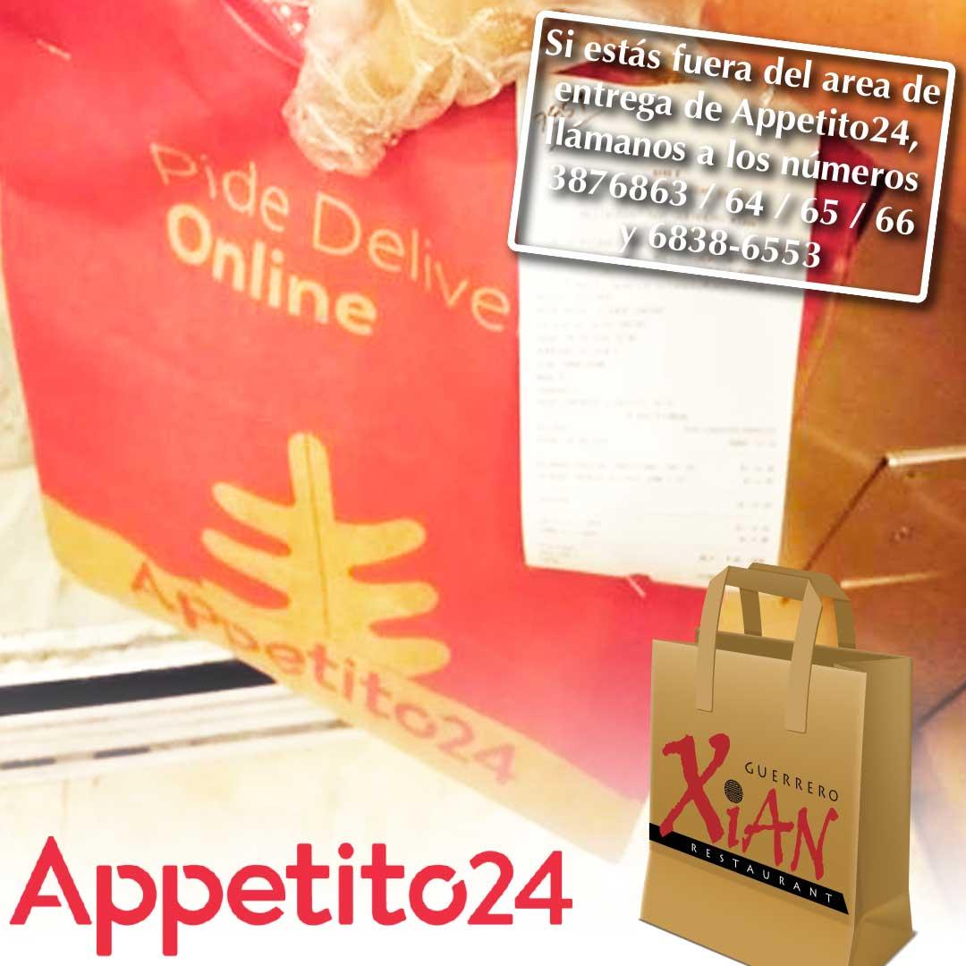¡Así de grande y llena de sabor llegará tu bolsa de #ComidaChina cuando pidas #Delivery de #GuerreroXianPty a través de @Appetito24!  Si estás fuera del area de entrega, llámanos al 3876863 / 64 / 65 / 66 y WhatsApp al 6838-6553  #Almuerzo #Cena #AsianFood #ChineseFood #PTYpic.twitter.com/qFBAWXnRB6