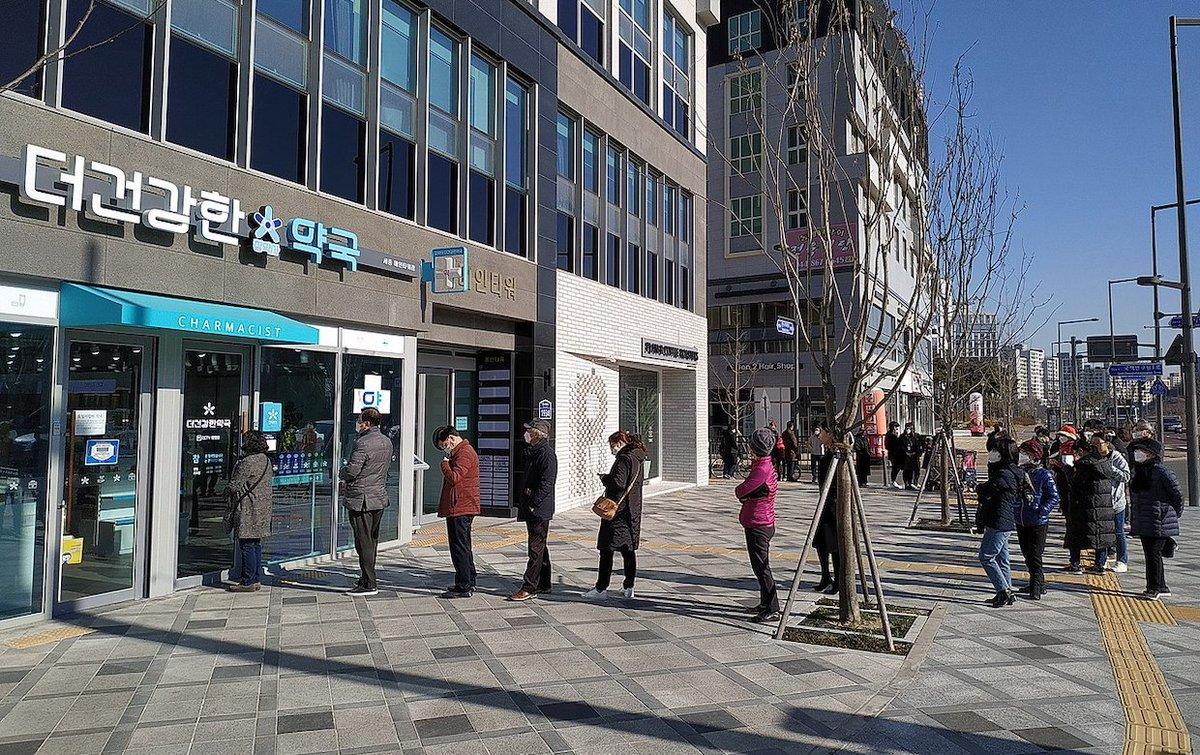 韓国の新型コロナ対策が称賛を集める裏には、スタートアップの努力が大きく貢献