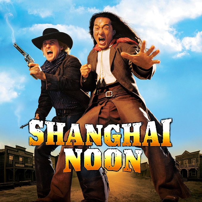 Happy Birthday Jackie Chan! Which franchise deserves a new installment, Shanghai Noon or Rush Hour?
