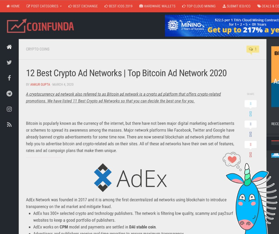 best cpm cryptocurrency