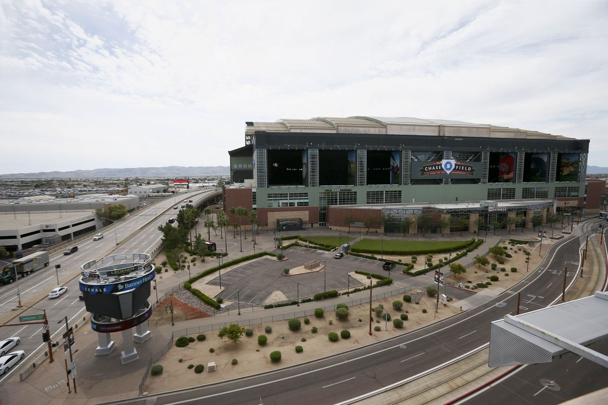 AP sources: MLB, union discuss playing all games in Arizona >  #kprc2 #hounews