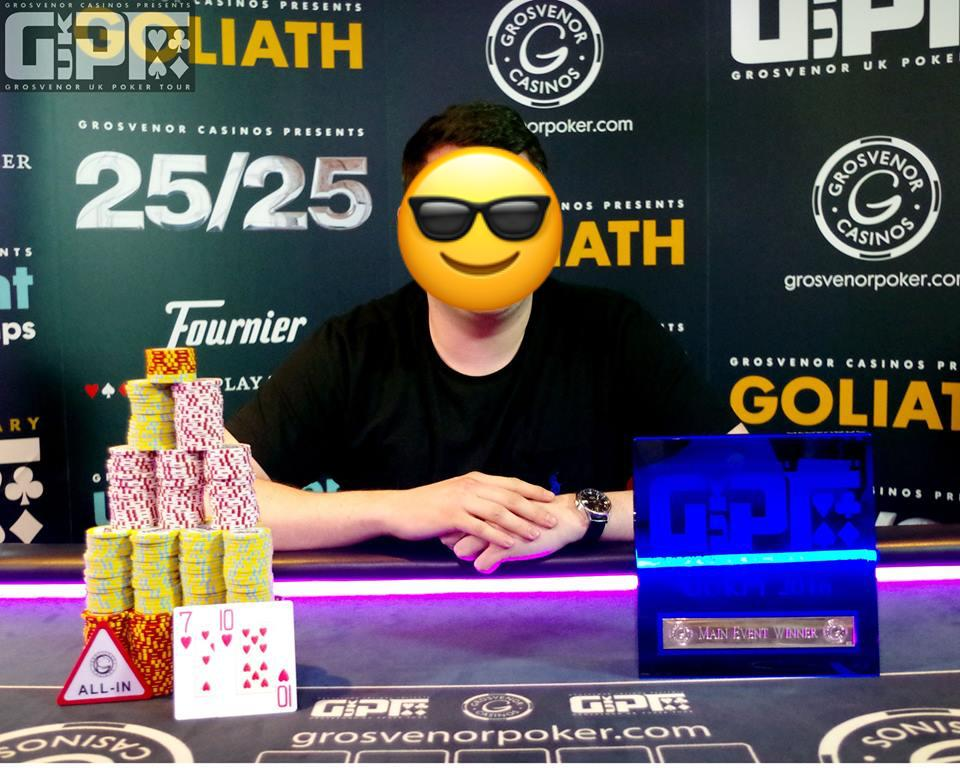 #TriviaTuesday Who Am I? Can you name the former GUKPT Main Event Champion?