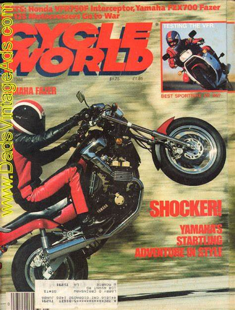 Does anyone out there have this May 1986 Cycle World? I just need a good quality photo of the cover for a Shootout Classic Steel I am working on. I have the mag with the shootout but the cover is missing. If so could you hook me up? pic.twitter.com/RzI8uLox5k
