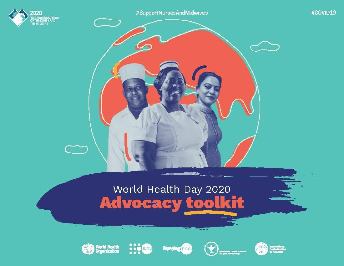 This World Health Day celebrates the work of nurses and midwifes. Their contribution is essential to global health in the face of the #COVID19 pandemic, as well as emergency preparedness and response, and patient safety. @CancilleriaEc @WHO https://t.co/AvjySkCX2f