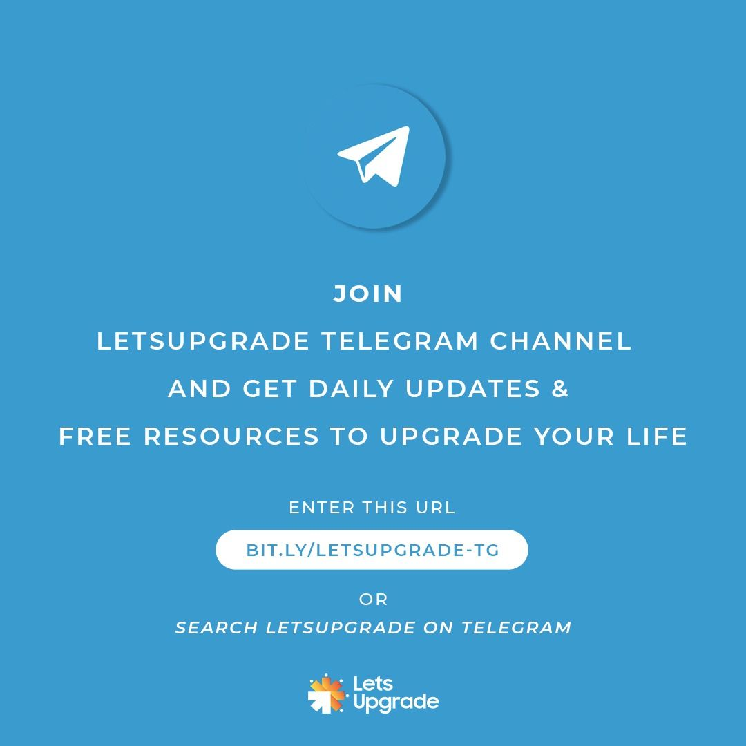In Quarantine get some rest , join the best!  @letsupgrade.in . . . #telegram #instagram #uzbekistan #yulduzlari #uzb #zortv #video #follow #tashkent #like #uzbek #sg #toshkent #facebook #uz #tiktok #whatsapp #love #uzbekiston #youtube #andijonpic.twitter.com/yPWHILcjce