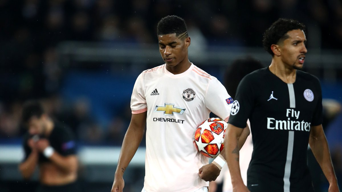The tension. The drama. The agonising wait. Then finally, the goal. @MarcusRashford: nerves of steel ⛓ #MUFC #MatchRewind ⏪