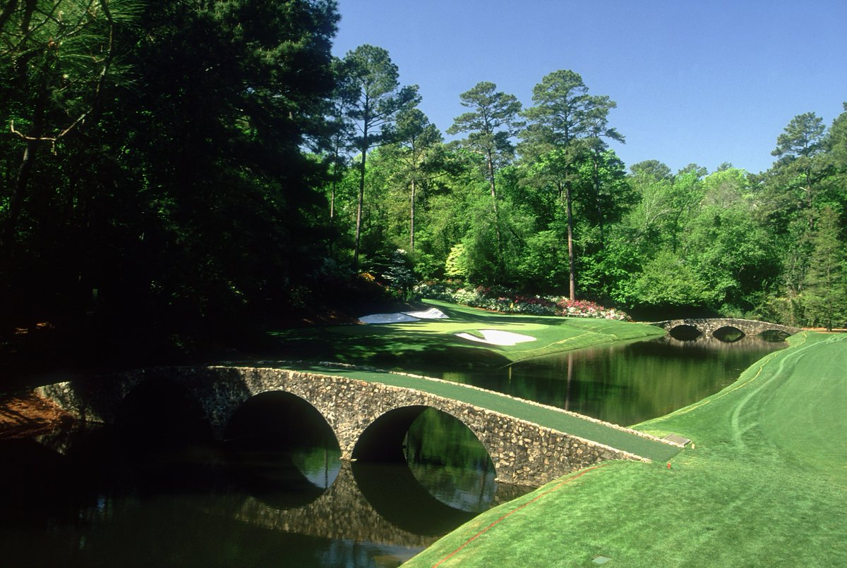 Our favorite part of @TheMasters ⛳️ Week? All of you! 🏌🏼‍♂️. We are thrilled to hear the new Masters dates have been set Nov. 9-15.