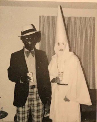"""Blackface?  What blackface?""  The Democrat media. <br>http://pic.twitter.com/a8NDd4ZjIU"
