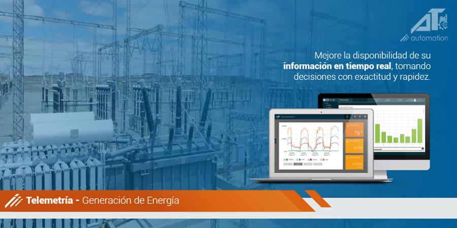 Garantizar el suministro eléctrico es un gran reto. Mas información:   #Telemetría #GeneraciónDeEnergía #Subestaciones #LineasDeDistribución #ParquesEólicos #CentralGeotérmica #CentralTermoeléctrica #Automatización #AutomatizaciónRemota #SCADA #HMI