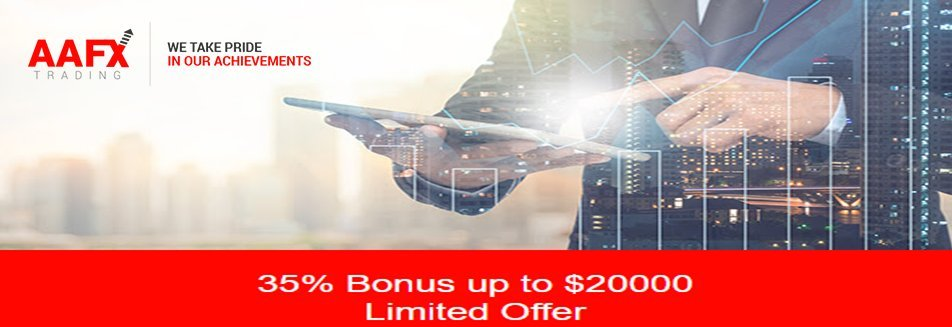 35% Bonus up to 000 – AAFXTrading