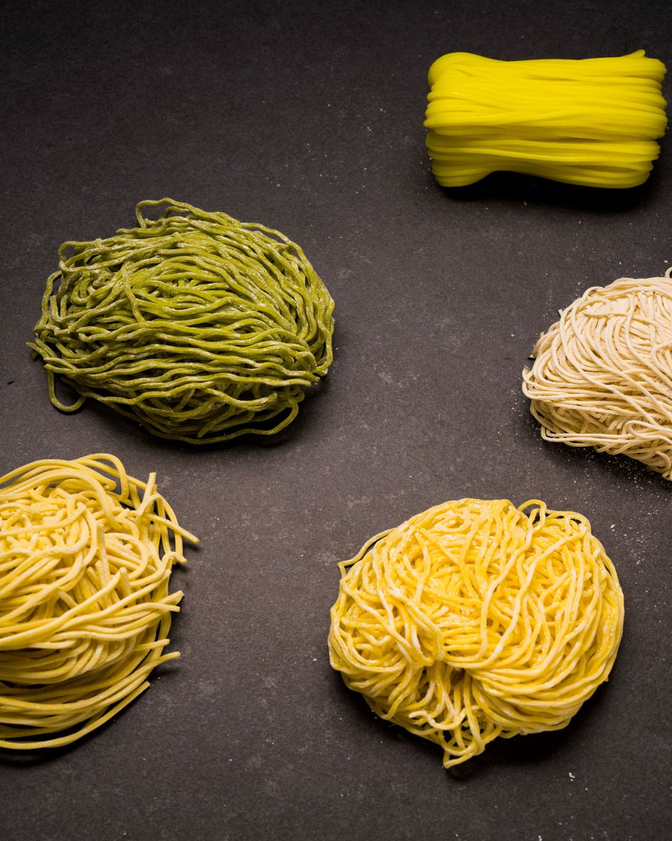 From thick to thin. and gluten-free all the way in the back. #yamachanramen #noodles #ramennoodles #ramen #japaneseramennoodles #noodleworship #ramenshops #asiannoodles #asianfood pic.twitter.com/PD0l27i3yJ