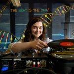 Image for the Tweet beginning: .@MusicAtUNC graduate student Emily Hynes