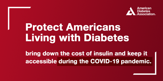 test Twitter Media - This unprecedented #COVID19 health crisis poses a significant threat to Americans with #diabetes – especially those who are trying to balance the high cost of medication and supplies in these uncertain times. We must act to protect them! https://t.co/zRnvZOQhiQ https://t.co/qAM1mUn5a9