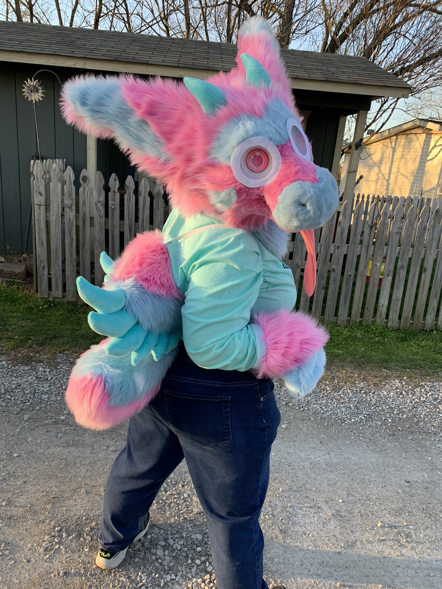 Rockhyenaqueen On Twitter All Four Of The Suits I Have For Sale Will Be Going Up Tonight At 5 Est On Thedealersden The Spoonbill Venus And Dexter Have A Starting Bid Of