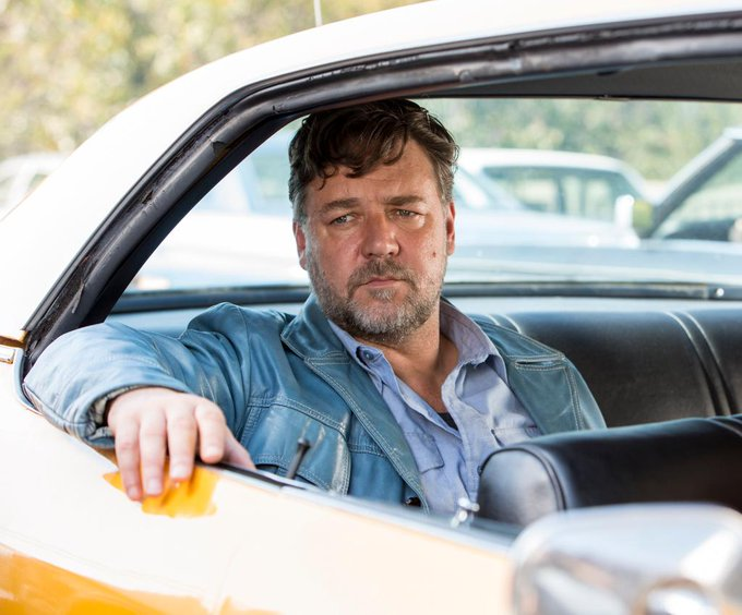 Happy Birthday Russell Crowe! What\s your favorite Jackson Healy quote?