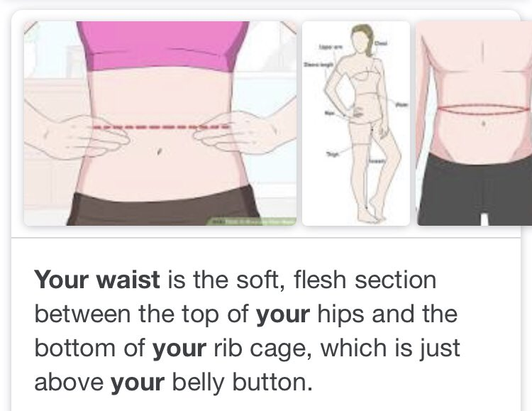 """forkgirl on Twitter: """"Hmmm I guess this is unclear to me because from a  sewing standpoint the waist is the smallest part of your torso, above the  bellybutton… https://t.co/qzhCWrcIkf"""""""