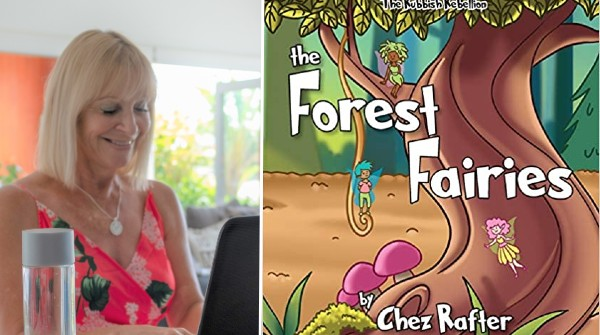 "A very nice book - It is an easy flowing book that will keep you and the kiddo totally involved. You will be asking yourself by the end, ""Do you believe in fairies?"" #childrensbook @ChezRafter https://www.amazon.com/dp/064852177X/ pic.twitter.com/xWVJ5Zs1Xf"