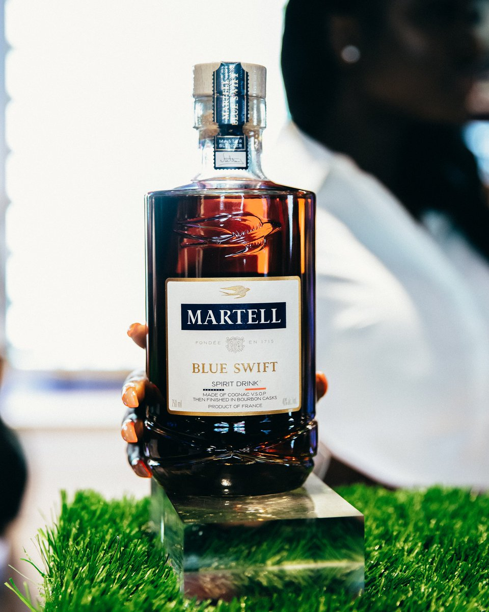 Stay in and experience the infinite smoothness of Martell Blue Swift.https://t.co/2fauDkhThr https://t.co/WRG2UuZpfx