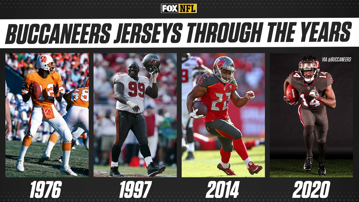 fox sports nfl on twitter which buccaneers jersey through the years is your favorite fox sports nfl on twitter which
