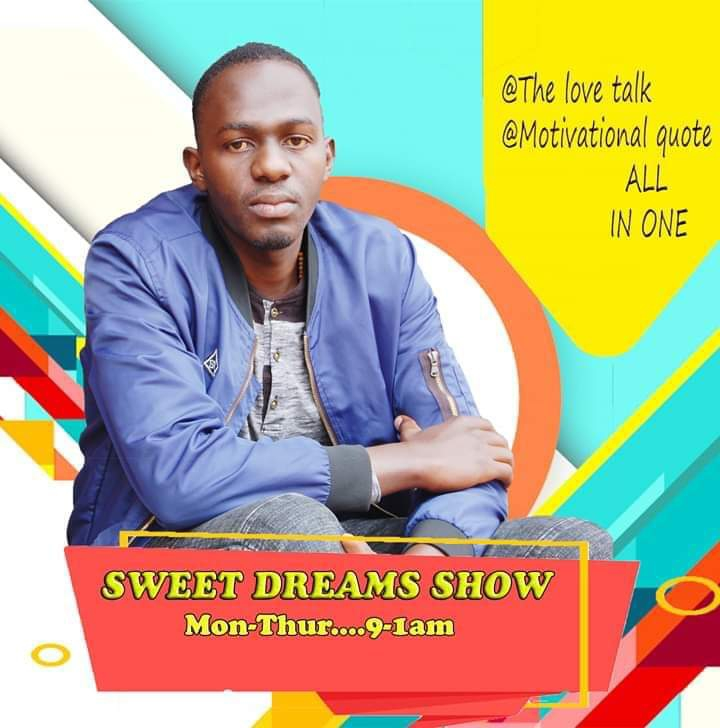 ```SWEET DREAMS SHOW The show is on tonight......   ft Stino e 9-7am #catch up the show``` pic.twitter.com/DmAQqZz175