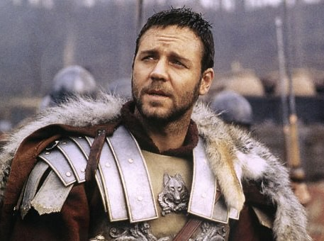 Happy birthday to Russell Crowe!