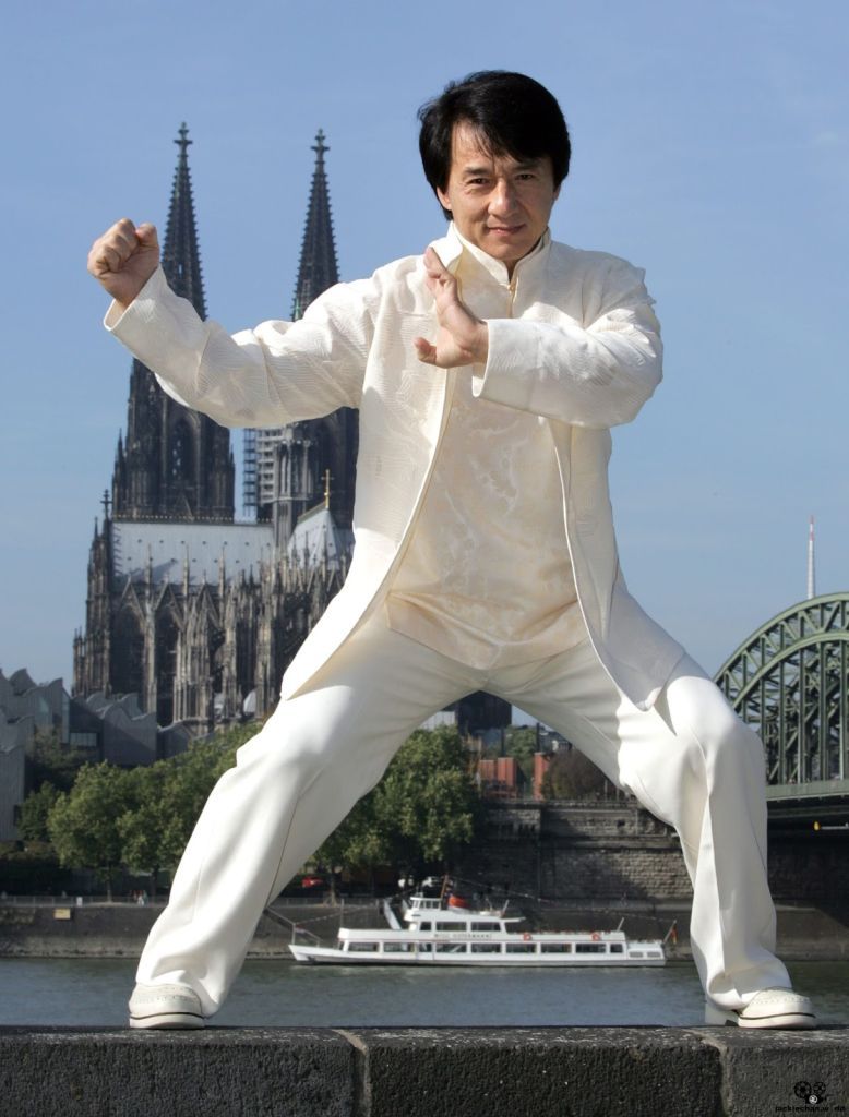 Happy Birthday to Jackie Chan who turns 66 today!