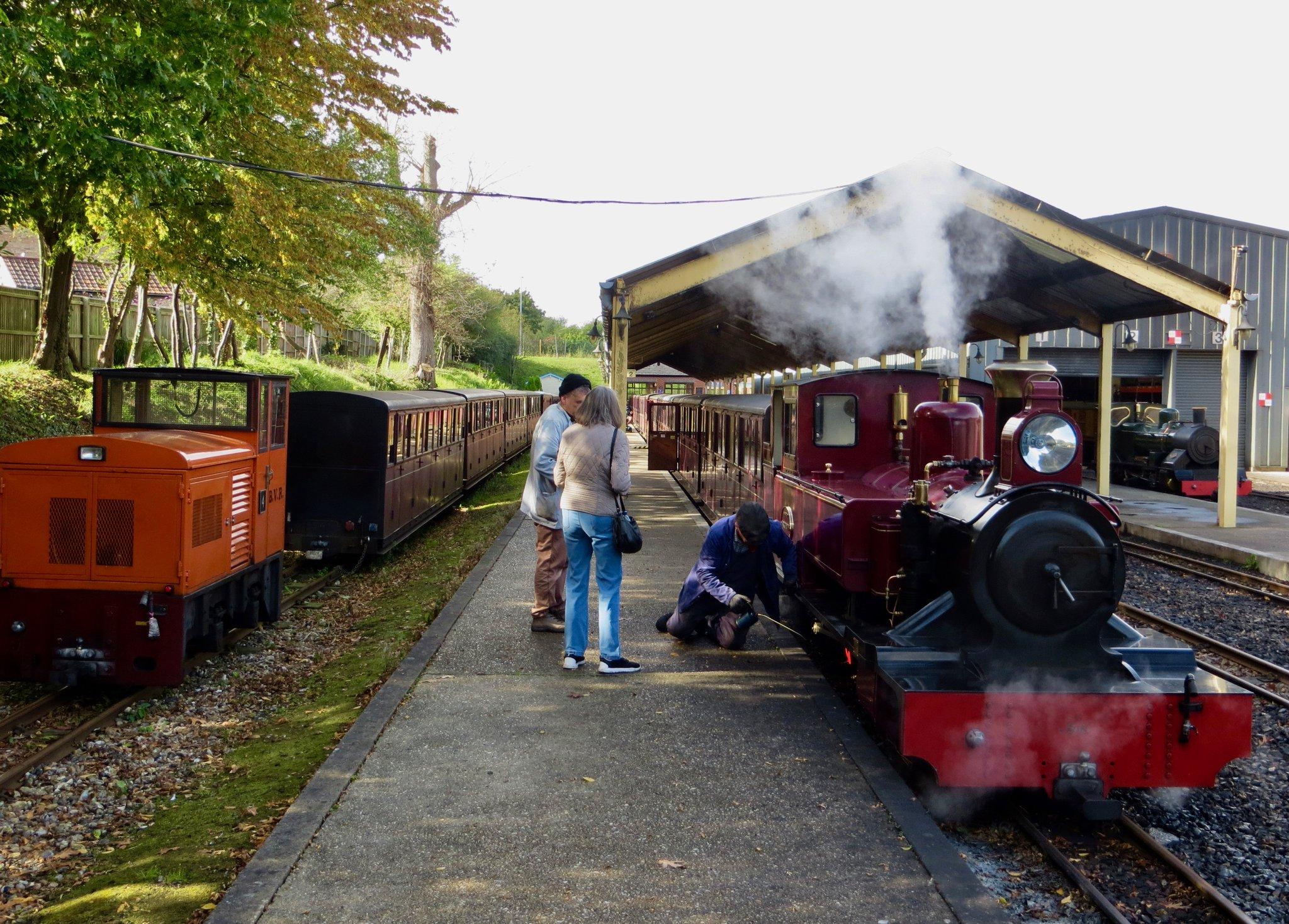 EVBe YiXYAU1Hcw?format=jpg&name=large - The Bure Valley Railway