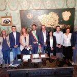 Image for the Tweet beginning: La giunta di Siracusa a