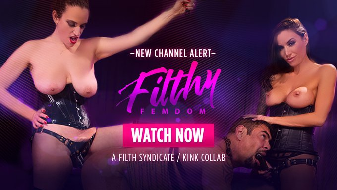 🚨 NEW CHANNEL ALERT 🚨 #FilthyFemdom: Where powerful women dominate your dirty dreams of sweet pain, seductive
