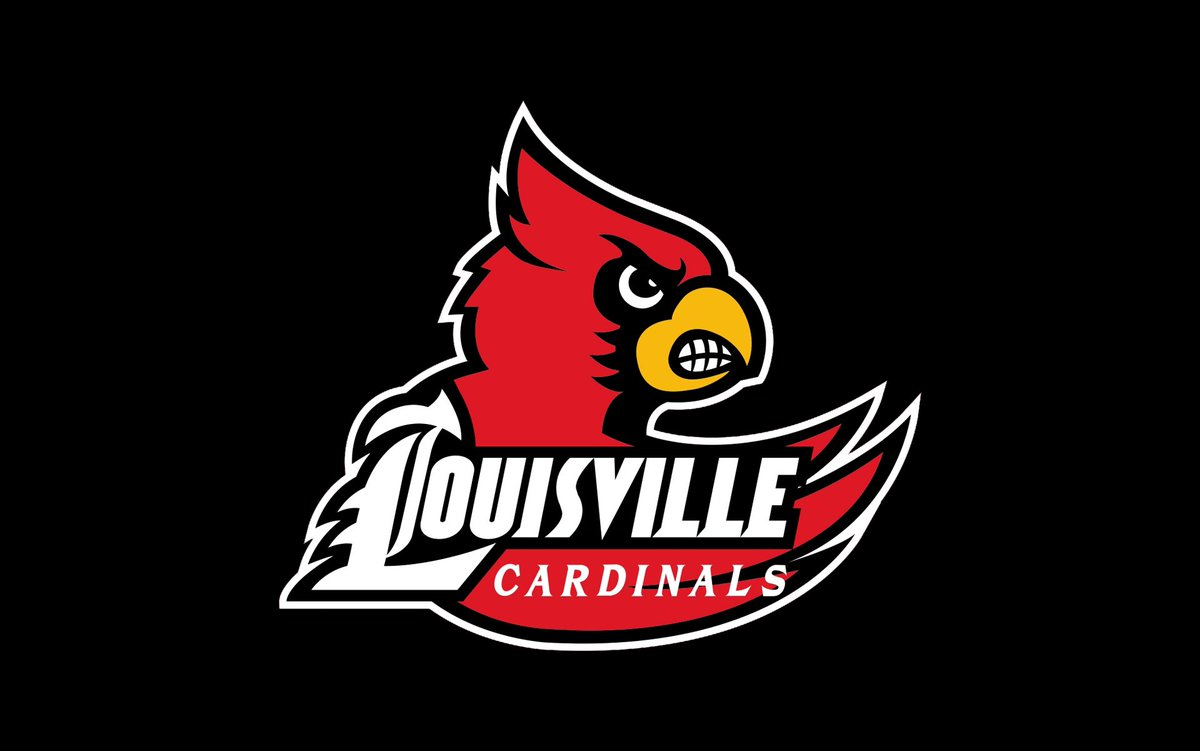 BLESSED to receive an offer from the university of Louisville!!! Thanks @CoachChrisMack for this opportunity!!! #gocards🖤❤️
