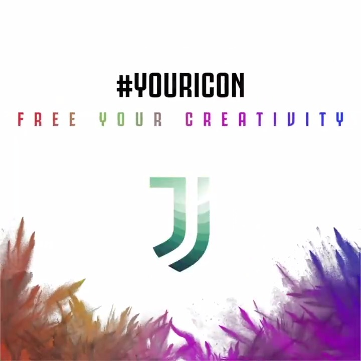 ¡Libera tu creatividad! Haz de nuestro ícono... ¡#YOURICON! ⚪️⚫️  https://youricon.juventus.com/home/?lang=en