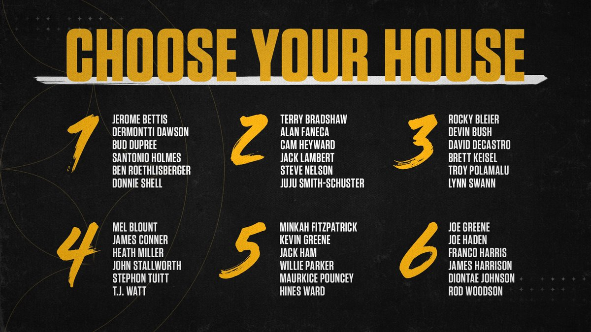 Which house full of #Steelers would you choose? 🤔🏠