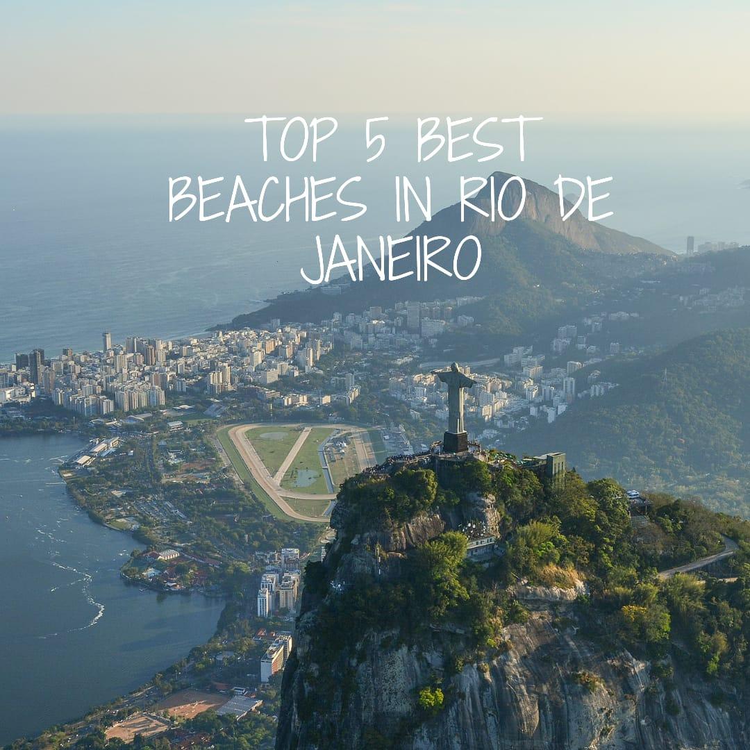 Top 5 Best Beaches in Rio de Janeiro  #riodejaneiro #brazil #beaches #copacabana #lebron #ipanema #botafogo #travel #bloggerpic.twitter.com/Phta4ZZ5NK