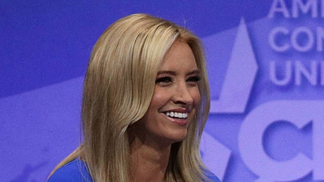 Kayleigh McEnany to take over as White House press secretary hill.cm/j1sT78Y