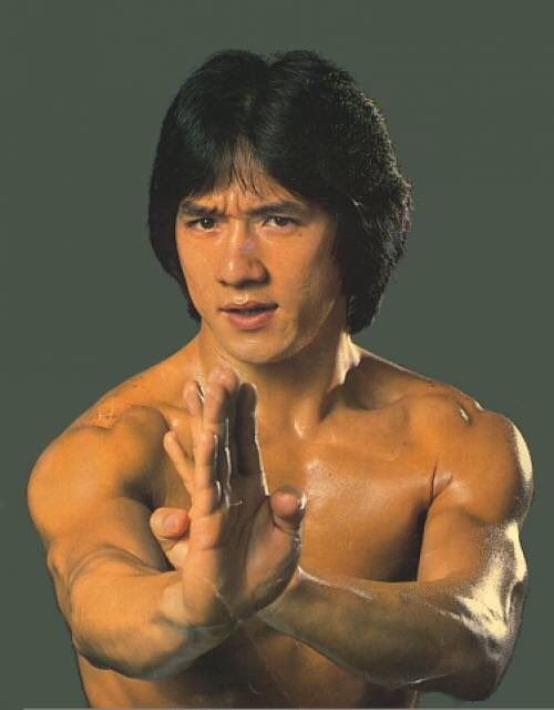 Happy 66th Birthday to Jackie Chan
