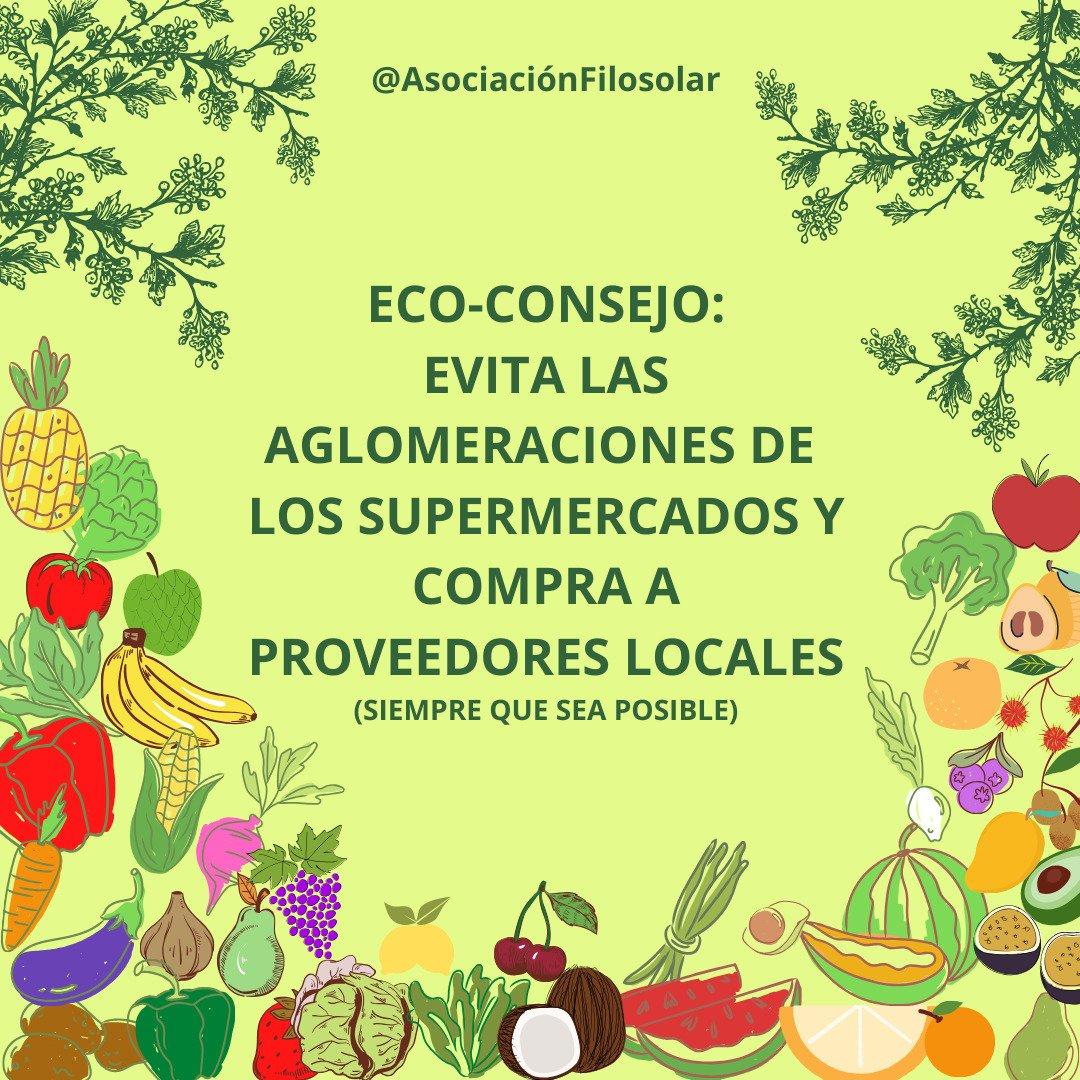 [ES] ¡Consejos saludables y ecológicos para la cuarentena!  [EN] Sustainable tips for this quarantine!  #COVID19 #QuedateEnCasa #ecoconsejo  #consejosdecuarentena #encasa #StayHome #stopclimatechange #QuarantineLifepic.twitter.com/6fdFooapm0