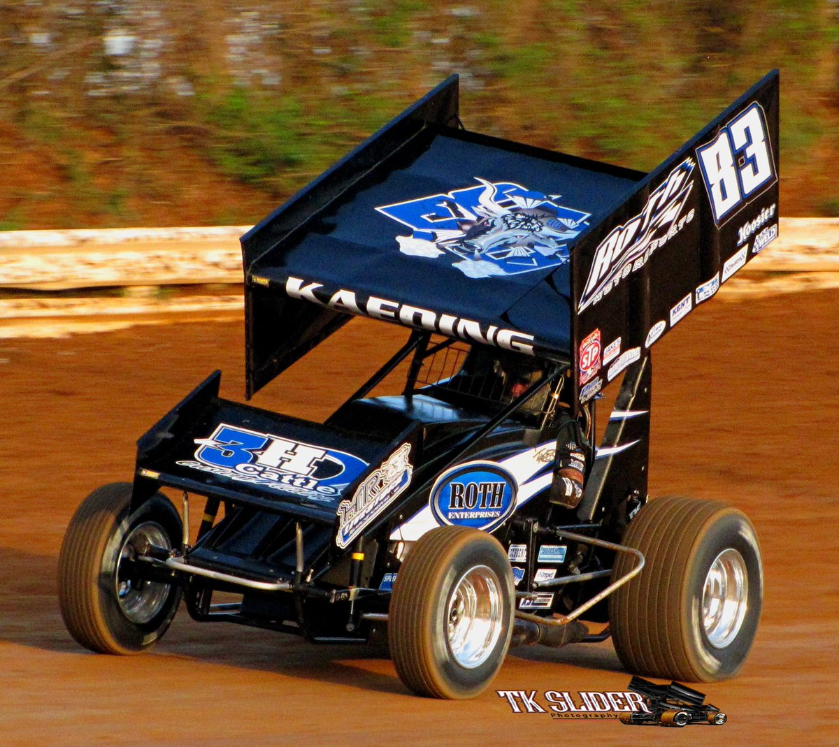 """#PhotooftheDay """"TK"""" in the Roth Motorsports 83 from 2013 pic.twitter.com/UUvpqunhXK"""