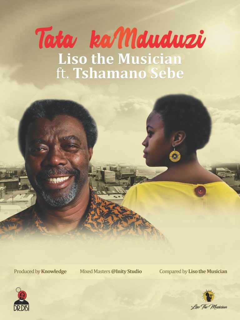 Legendary #actor @tshamanosebe featured in Liso The Musician song Tata Ka Mduduzi on all platforms #NewMusic #musicpic.twitter.com/AAlBEwHul6