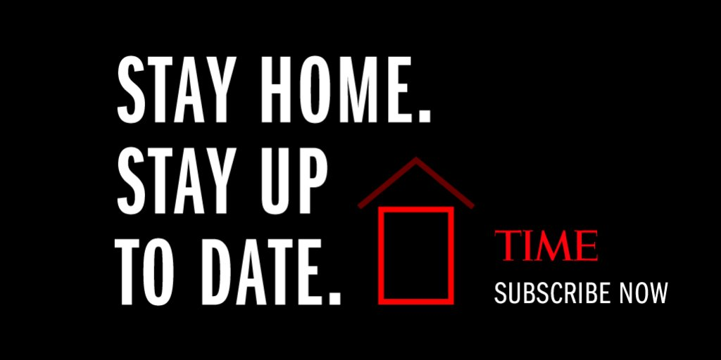 Support trusted information. Subscribe to TIME now https://ti.me/3aQSW25